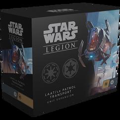 Star Wars: Legion - LAAT/le Patrol Transport