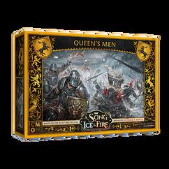 A Song of Ice & Fire Miniatures Game: Baratheon - Queen's Men