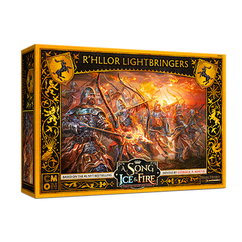 A Song of Ice & Fire Miniatures Game: Bratheon - R'hllor Lightbringers