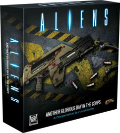 Aliens: Another Glorious Day in the Corps (Ding & Dent)