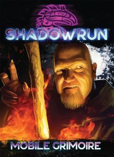 Shadowrun 6E RPG: Mobile Grimoire Spell Cards