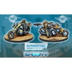 Infinity: Haqqislam - Kum Motorized Troops