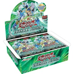 Yu-Gi-Oh!: Legendary Duelists - Synchro Storm Booster Box 1st Edition (PREORDER)