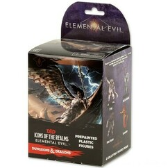 Dungeons & Dragons Miniatures: Icons of the Realms - Elemental Evil Booster Pack