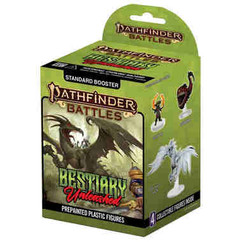 Pathfinder Battles Miniatures: Bestiary Unleashed Booster Pack (PREORDER)