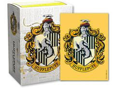 Dragon Shield: Harry Potter Hufflepuff -  Art, Brushed Card Sleeves (100ct)