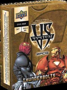VS System 2PCG: Marvel - Thunderbolts Vol. 4, Issue 6