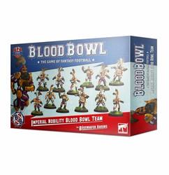 Blood Bowl: Imperial Nobility Blood Bowl Team - The Bogenhafen Barons