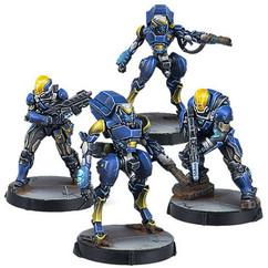 Infinity: O-12 - Raptor Boarding Squad