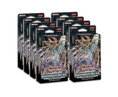 Yu-Gi-Oh!: Cyber Strike Structure Deck Display 1st Edition (8)