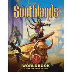 Southland RPG: Worldbook (5E) (PREORDER)
