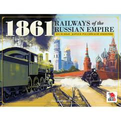 1861: The Railways of the Russian Empire & 1867: Railways of Canada