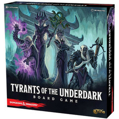 Dungeons & Dragons: Tyrants of the Underdark (2nd Edition) (PREORDER)