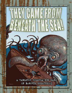 They Came From Beneath The Sea RPG