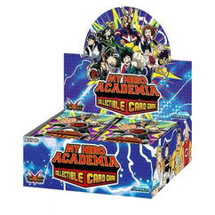 My Hero Academia CCG: Series 1 - Booster Box 1st Edition