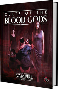 Vampire: The Masquerade 5th Edition - Cults of the Blood Gods (PREORDER)