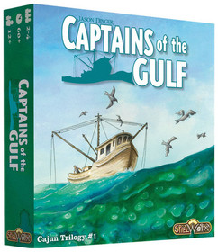 Captains of the Gulf (PREORDER)
