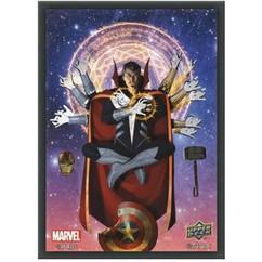 Upper Deck Sleeves: Marvel - Doctor Strange (65ct)