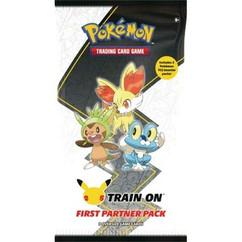 Pokemon: First Partner Pack - Kalos