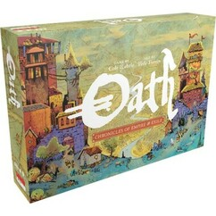 Oath: Chronicles of Empire & Exile (PREORDER)