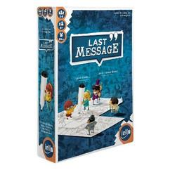 Last Message (PREORDER)