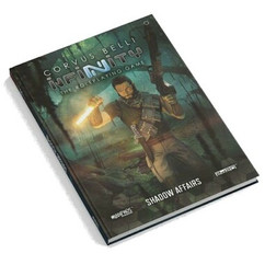 Infinity RPG: Shadow Affairs Campaign