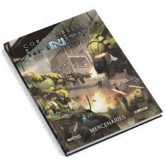 Infinity RPG: War Market - The Mercenaries Sourcebook