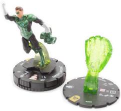 Green Lantern w/ Catcher's Mitt: Super Rare #051 & s003 - Wonder Woman 80th Anniversary