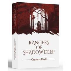 Rangers of Shadow Deep RPG: Creature Deck