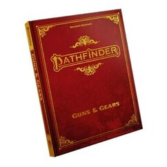 Pathfinder RPG 2nd Edition: Guns & Gears (Special Edition) (PREORDER)