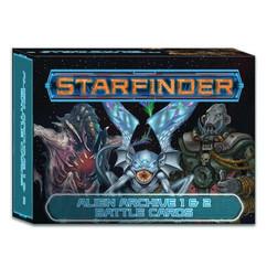 Starfinder RPG: Alien Archive 1 & 2 Battle Cards (PREORDER)