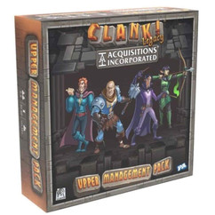 Clank! Legacy: Acquisitions Incorporated - Upper Management Pack (Ding & Dent)