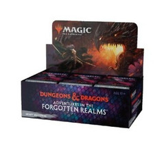 Magic: The Gathering - Adventures in the Forgotten Realms Draft Booster Box (PREORDER)