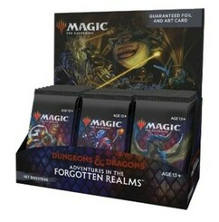Magic: The Gathering - Adventures in the Forgotten Realms Set Booster Box (Bulk Discounts)