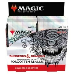 Magic: The Gathering - Adventures in the Forgotten Realms Collector Booster Box