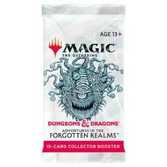 Magic: The Gathering - Adventures in the Forgotten Realms Collector Booster Pack (PREORDER)