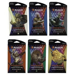 Magic: The Gathering - Adventures in the Forgotten Realms Theme Booster (Set of 6)