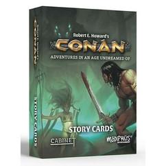 Conan RPG: Story Cards