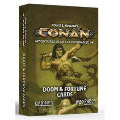 Conan RPG: Doom & Fortune Cards