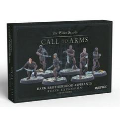 The Elder Scrolls: Call to Arms - Dark Brotherhood Aspirants (PREORDER)