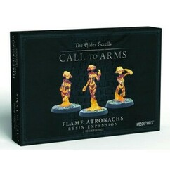 The Elder Scrolls: Call to Arms - Flame Atronachs