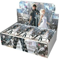 Final Fantasy Trading Card Game: Crystal Dominion Booster Box (PREORDER)