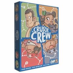 Graphic Novel Adventures: The Crusoe Crew