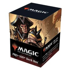 Ultra Pro Deck Box: Innistrad - Midnight Hunt - Brutal Cathar (PRO-100+)