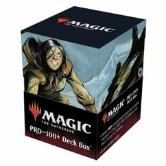Ultra Pro Deck Box: Innistrad - Midnight Hunt - Graveyard Trespasser (PRO-100+)