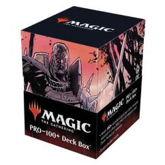 Ultra Pro Deck Box: Innistrad - Midnight Hunt - Tovolar, Dire Overlord (PRO-100+)