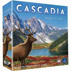 Cascadia (PREORDER)