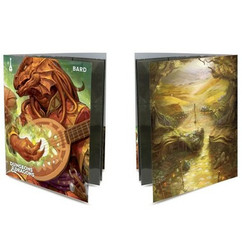 Ultra Pro Folio: Dungeons & Dragons - Bard Class w/ Stickers (PREORDER)