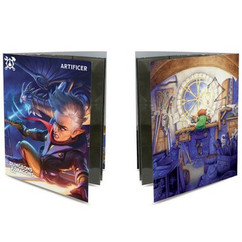 Ultra Pro Folio: Dungeons & Dragons - Artificer Class w/ Stickers (PREORDER)