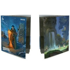 Ultra Pro Folio: Dungeons & Dragons - Druid Class w/ Stickers (PREORDER)
